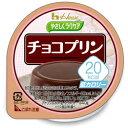 【ハウス食品】やさしくラクケア 20kcaLチョコプリン(60g)×12個セット ☆食料品 ※お取り寄...