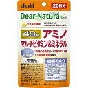 【アサヒグループ食品】ディアナチュラ スタイル 49 アミノ マルチビタミン&ミネラル(栄養機能食品) 80粒入 ※お取り寄せ商品【RCP】