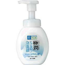 【ロート製薬】肌ラボ 極潤 ヒアルロン泡洗顔 160ml ※お取り寄せ商品【RCP】【02P03Dec16】