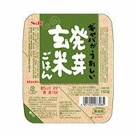 <一個当たり138円>エスビー食品発芽玄米ごはん 160g ×10個入/箱〔ケース〕