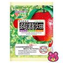 マンナンライフ 蒟蒻畑 りんご味 12個×12袋入 【北海道・沖縄・離島配送不可】