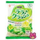 マンナンライフ 蒟蒻畑 ララクラッシュ マスカット味 8個入×12袋入 特定保健用食品