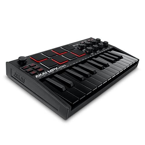 DAW・DTM・レコーダー, MIDIキーボード Akai Pro MIDI 25USB 8 MPK mini mk3
