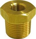 モタガレ 油温計/油圧計用センサーアダプター ランエボ