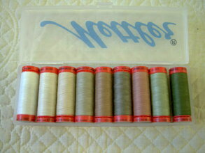 メトロシーン縫い糸