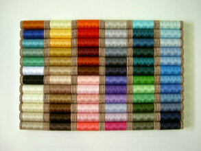 メトラーコットンキルト糸全72色セットにしました