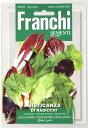 【イタリアの野菜の種】 Franchi社 ミックスラディッキオ (チコリのミックス)