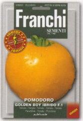 FRANCHI社-イタリア野菜の種イタリアントマト・ゴールデンボーイ