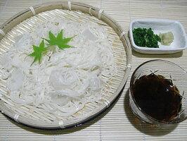 【島の光手延素麺しょうゆ豆セットA】