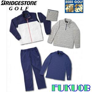 ブリヂストン BRIDGESTONE Paradiso 2020年 パラディーゾ 福袋(メンズ) FUKU0B ゴルフ 福袋 ゴルフウェア 冬 温かい 数量限定