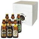 地ビール独歩 本格派飲み比べ6本セット MBH6V(送料込、クール配送)【宮下酒造】【あす楽】