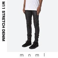 mmml ミニマル M11STRETCH DENIM