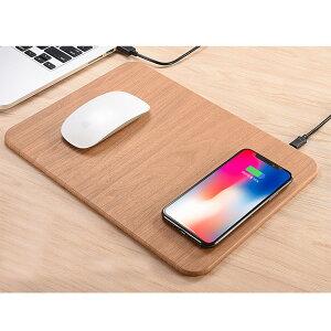 ワイヤレス充電マウスパッド充電ケーブルワイヤレス充電器iPhone11iPhone11proxiMAXiPhoneXRiPhon