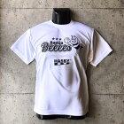 【新入荷】HASBYバスケットボールTシャツドライシルキーbeeホワイト白