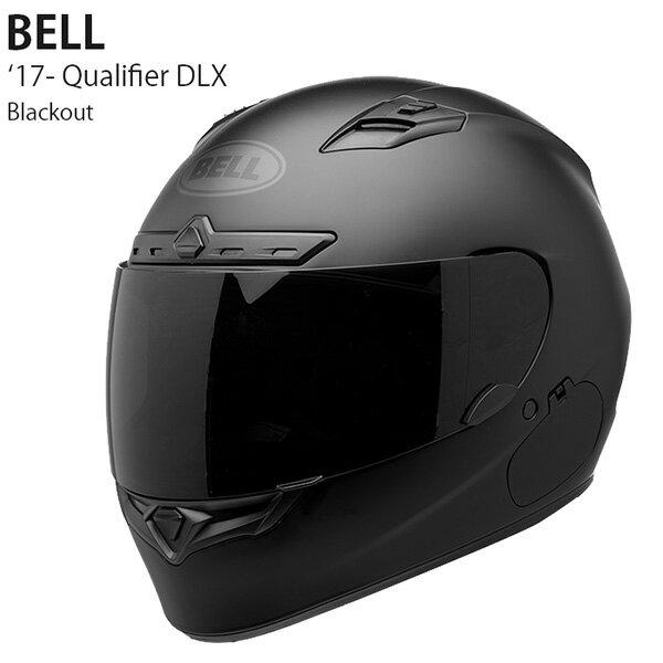 バイク用品, ヘルメット BELL Qualifier DLX 17-19 Blackout