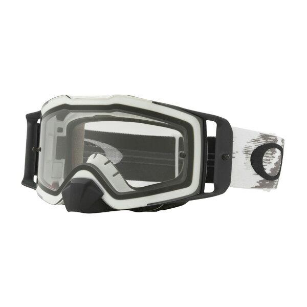 バイクウェア・プロテクター, ゴーグル Oakley Front Line MX Matte White Speed OO7087-05