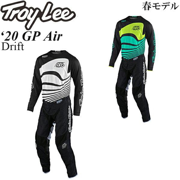 バイクウェア・プロテクター, パンツ Troy Lee GP Air 2020 Drift
