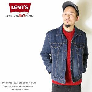 リーバイス levis LEVI'S Gジャン ジージャン デニムジャケット トラッカージャケット MEN'S メンズ 国内正規品 インポート ブランド 海外ブランド 72334-0142