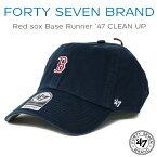 【47Brand フォーティーセブンブランド】 CAP キャップ スナップバック red sox SNAPBACK 帽子 ボストン・レッドソックス メンズ men's 国内正規品 インポート ブランド 海外ブランド