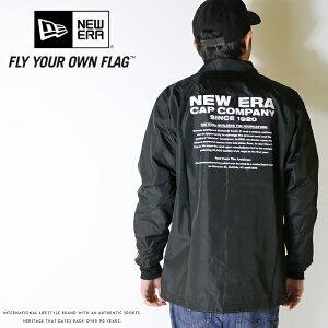 【2020年 春夏新作】【NEWERA ニューエラ NEW ERA】 ジャケット ナイロンジャケット コーチジャケット アウター メンズ men's 国内正規品 インポート ブランド 海外ブランド 12108289