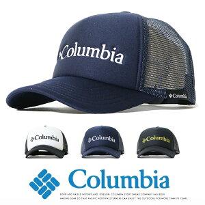 【Columbia コロンビア】 キャップ メッシュキャップ スナップバック 帽子 CAP 小物 ユニセックス men's メンズ 国内正規品 インポート ブランド 海外ブランド アウトドアブランド プレゼント 彼氏 男性 PU5494