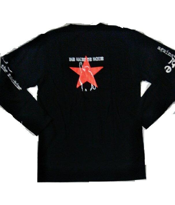 ロックTシャツ 長袖 Rage Against...の紹介画像3