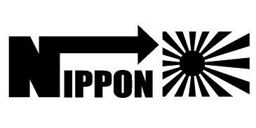 J. 05 NOSパロディ NIPPON日章旗ステッカー