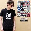 【メール便送料無料】メンズプリントTシャツ半袖TシャツクルーネックTシャツ「829-07」