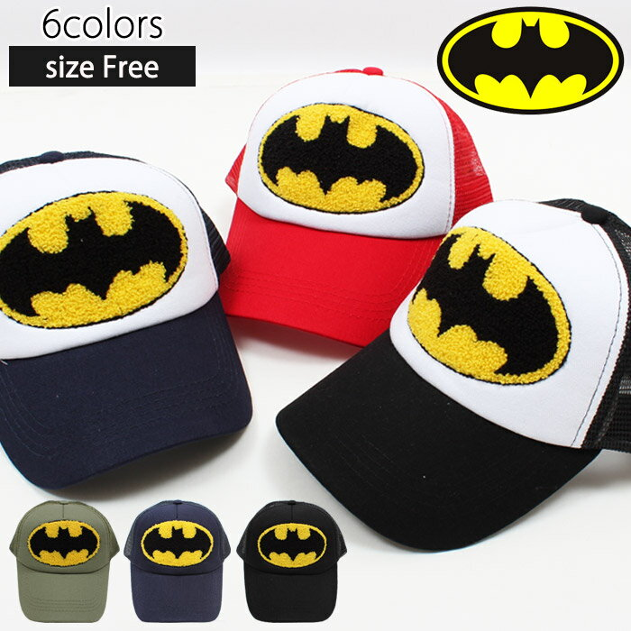 メンズ帽子, キャップ  BATMAN CAP BS29-108