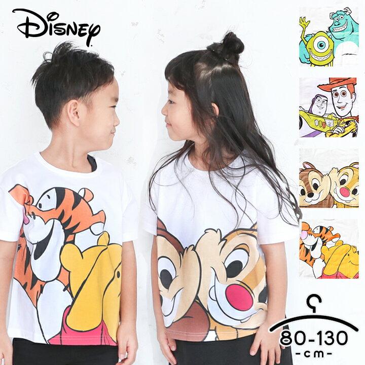 トップス, Tシャツ・カットソー  T 80 90 95 100 110 120 130cm T t Disney T