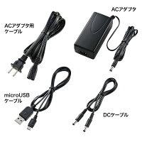 【送料無料】USB、DC同時出力でスマートフォンでテザリングしながらノートパソコンを使う時に便利なモバイルバッテリー電源。[BTL-RDC6N]【サンワサプライ】02P07Feb16