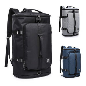 5b0d41b2f8 送料無料 防水 バッグ 大容量 リュック ショルダーバッグ ハンドバッグ bag ブラック 黒 バックパック 旅行