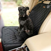 ペット用ペットドライブシート後部座席シートカバー防水汚れに強い車用後部座席用掛けるだけ水洗い可能