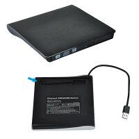 外付けポータブルDVDドライブUSB3.0対応超高速外付けDVD±RW/CD-RW読み込み書き込みドライブ携帯型高速24X静音外付けプレイヤーWindow/Linux/MacOS三対応