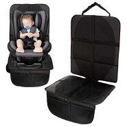 チャイルドシートマットシートカバー車保護シートチャイルドシート座席保護オックスフォード生地防水滑り止め取り付け簡単安全