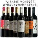ソムリエ厳選金賞8本!全て金賞受賞ワイン飲み比べ8本セット! 赤 ワイン セット