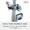 リファファインバブル ワン ReFa FINE BUBBLE ONE シャワーヘッド ウルトラファインバブル マイクロバブル 美容 節水 頭皮 毛穴汚れ うるおい 水流 MTG 正規品 3
