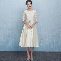 ドレス二次会花嫁