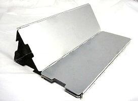 ウィンドスクリーンアルミ10枚板風除けウィンドスクリーンパネル軽量