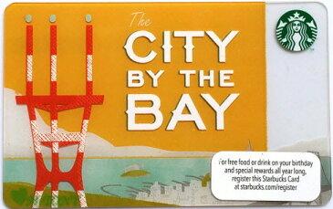[送料無料]Starbucks スターバックスアメリカカード City By The Bay 「San Francisco」米国カード/送料無料/クリックポスト発送/ギフト包装/海外限定品/日本未発売/スタバ/タンブラー/マグ/クリスマス/バレンタイン/ハロウィン