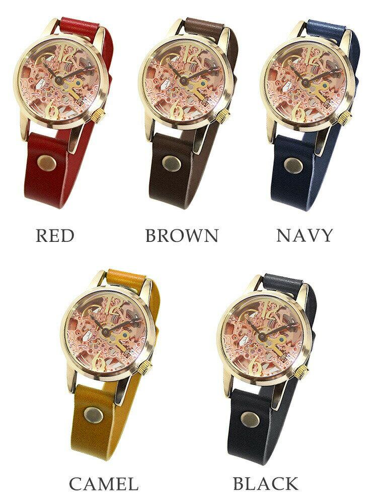 日本製 腕時計 自動巻き オートマチック オー...の紹介画像3