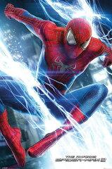 【送料全国一律500円!!】アメイジング・スパイダーマン2 ジャンプ ポスター【PP-33358】