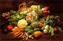 野菜 ポスター【WG-2474 】