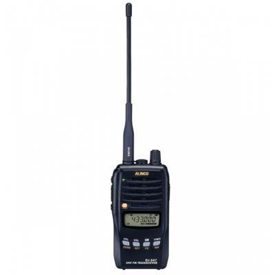 アマチュア無線機, ハンディー機  ALINCO DJ-S47L