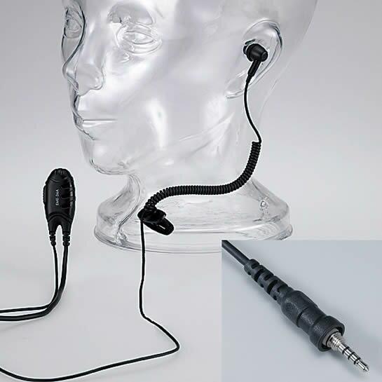 Earphone microphone waterproofing specifications EME-36A(EME36A)05P24Aug13 for Al parakeet DJ-P22, DJ-G7, DJ-S17, DJ-S47, DJ-S57