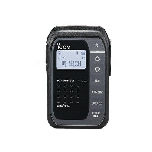 アマチュア無線機, ハンディー機  IC-DPR30B (1W ICOM)