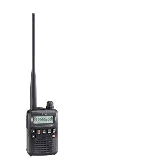ICOM IC-R6 receiver cheap emergency toy 05P24Aug13