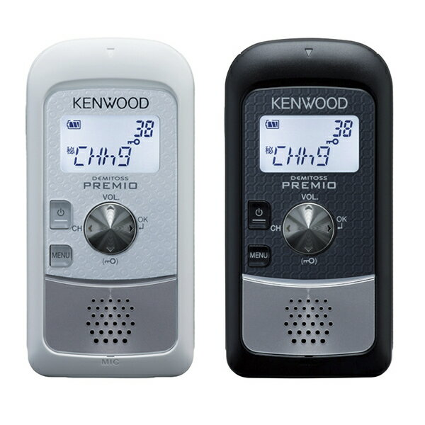 Kenwood (KENWOOD) UBZ-S20 (UBZ-S20B/UBZ-S20WH) demitz (DEMITOSS) income of transceiver disaster