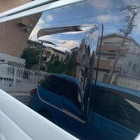 ハイエース200系4型~5型用小窓バイザー(片側1枚のみ)