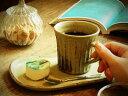 信楽焼 コーヒーカップ&ソーサー 茶釉 コーヒー碗皿 セット